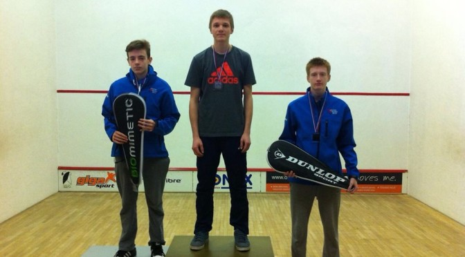 Austrian Junior Open i Slovenian Junior Open
